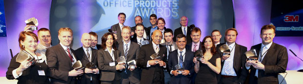 European Office Products Awards EOPA 2012, by OPI