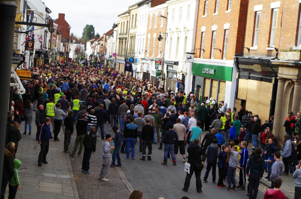 Atherstone Ball Game 2014