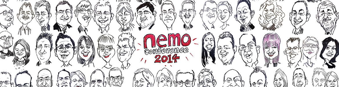 Conference Caricatures